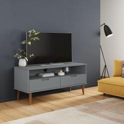 vidaXL Set de muebles de palés para jardín 4 piezas madera verde