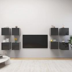 vidaXL Cama con colchón viscoelástico tela color lino 140x200 cm