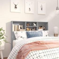 vidaXL Cama con colchón viscoelástico tela beige 140x200 cm