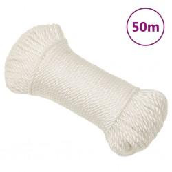 vidaXL Cama con colchón viscoelástico tela marrón 160x200 cm