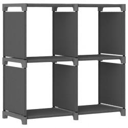 vidaXL Taburetes de oficina 2 unidades cuero sintético rojo 35,5x98 cm