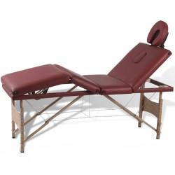 vidaXL Cama con colchón cuero sintético blanco 140x200cm