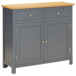 vidaXL Cama con colchón tela gris claro 90x200 cm