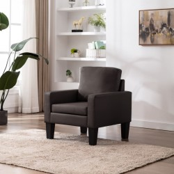 vidaXL Cama con colchón viscoelástico tela verde 140x200 cm