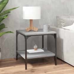 vidaXL Cama con colchón piel de ante sintética marrón 120x200 cm