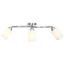vidaXL Sofá de jardín de palés con cojines rojos madera de pino