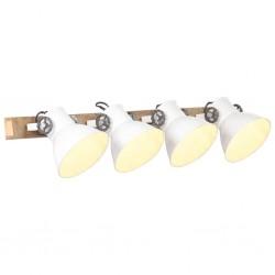 vidaXL Sofás de jardín de palés 2 uds cojines rojos madera pino