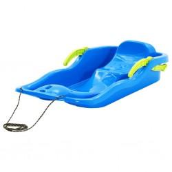 vidaXL Cama con colchón cuero sintético blanco y negro 180x200 cm