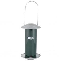 vidaXL Cama con colchón cuero sintético gris y blanco 90x200 cm