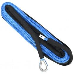 vidaXL Cama con colchón viscoelástico tela verde 180x200 cm