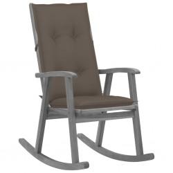 vidaXL Cama con colchón viscoelástico terciopelo azul 120x200 cm