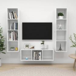 vidaXL Cama con colchón de terciopelo rosa 160x200 cm