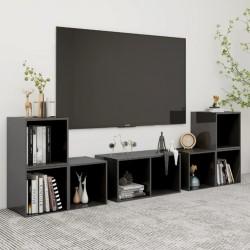 vidaXL Cama con LED y colchón tela gris claro 140x200 cm