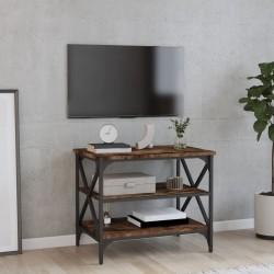 vidaXL Funda elástica para mesa 4 unidades 60 cm gris antracita