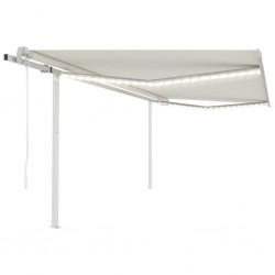 vidaXL Cubierta para barco 2 unidades gris 427-488x229 cm