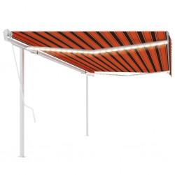 vidaXL Cubierta para barco 2 unidades gris 519-580x244 cm