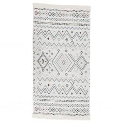 vidaXL Fundas para muebles de jardín 2 uds 8 ojales 200x160x70 cm