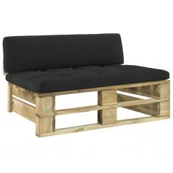 vidaXL Fundas para muebles de jardín 2 uds 8 ojales 122x112x98 cm