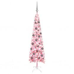 vidaXL Conjunto de muebles de baño de tres piezas cerámica blanco