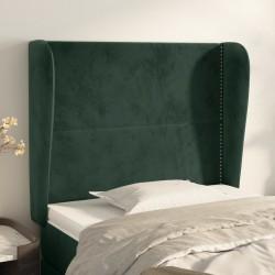 vidaXL Sillas Butterfly 6 unidades para niños cuero auténtico marrón