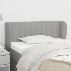 vidaXL Mesa de centro madera maciza de pino gris y marrón 110x60x40 cm
