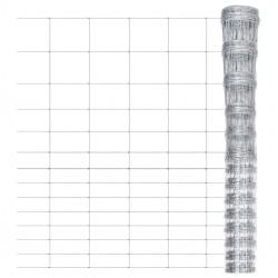 vidaXL Escritorio de madera blanco 109,5x45x77,5 cm