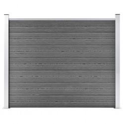 vidaXL Hojas artificiales de palmera 5 unidades verde 125 cm