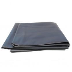vidaXL Planta artificial árbol de arce con macetero rojo 120 cm