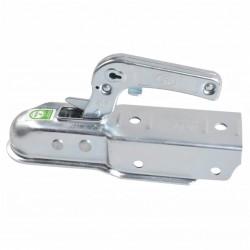 vidaXL Banco con espacio de almacenaje 116 cm poliéster marrón