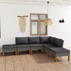 vidaXL Foco de 2 luces plateado GU10