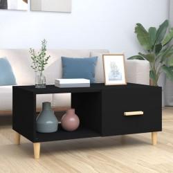 vidaXL Lámpara de pared negra y cobre E27