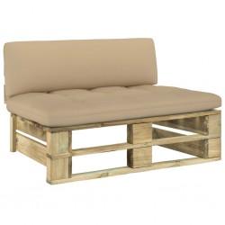 vidaXL Lámparas de techo con bombillas filamento 2 W negro y cobre E27