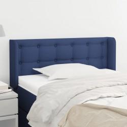 vidaXL Sábana bajera para cama de agua 1,6x2m algodón gris 2 uds
