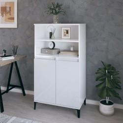 vidaXL Lámpara de techo con cristales plateado esférica 3 bombillas G9