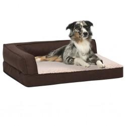 vidaXL Lámpara de techo con cuentas de cristal plateado en espiral G9