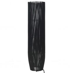 vidaXL Lámpara de araña negro antiguo 5 bombillas x E14