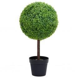 vidaXL Lámpara de araña plateada con 12 bombillas E14