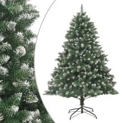 vidaXL Sábana bajera para cama de agua 160x200 cm algodón beige 2 uds