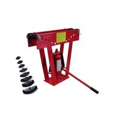 vidaXL Mesa de centro madera maciza de teca y poliresina 100x50x40 cm