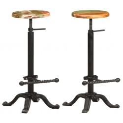 vidaXL Sillón en forma de cubo de tela negro