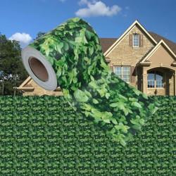 vidaXL Armario con compartimentos y varillas tela gris 150x45x176 cm
