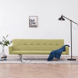 vidaXL Bolso de cuero auténtico marrón