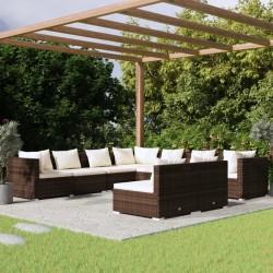 vidaXL Mesa de centro de madera maciza de sheesham 110x60x40 cm