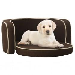 vidaXL Mesita de noche de madera maciza reciclada 40x35x40 cm