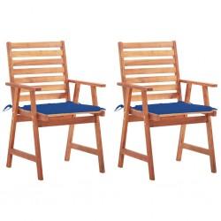 vidaXL Marcos de fotos 2 uds madera maciza reciclada y vidrio 50x70 cm