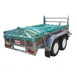 vidaXL Mesas de centro 2 uds redondas de vidrio gris brillante