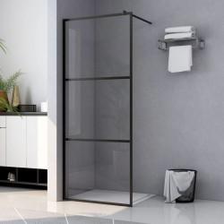 vidaXL Silla oficina con reposacabezas cuero sintético madera blanco