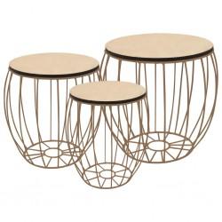vidaXL Estructura de cama infantil de madera maciza de pino 80x160 cm