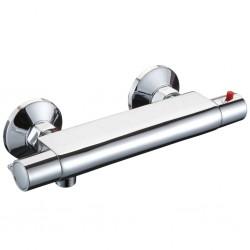 vidaXL Mueble de cuarto de baño gris 90x40x16,3 cm