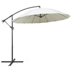 vidaXL Mueble de cuarto de baño blanco 120x40x16,3 cm